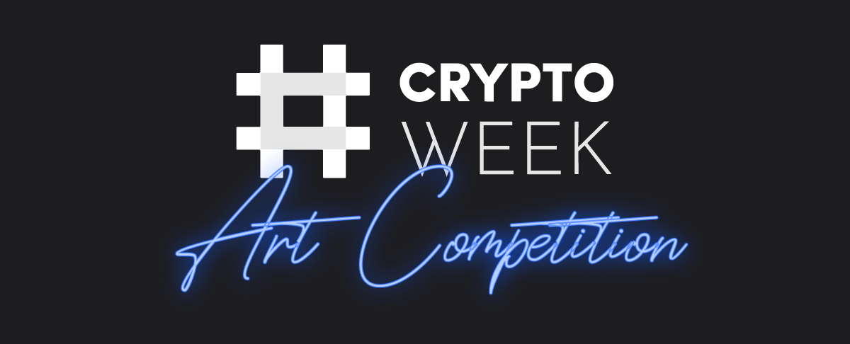 CRYPTO Week Art Competition