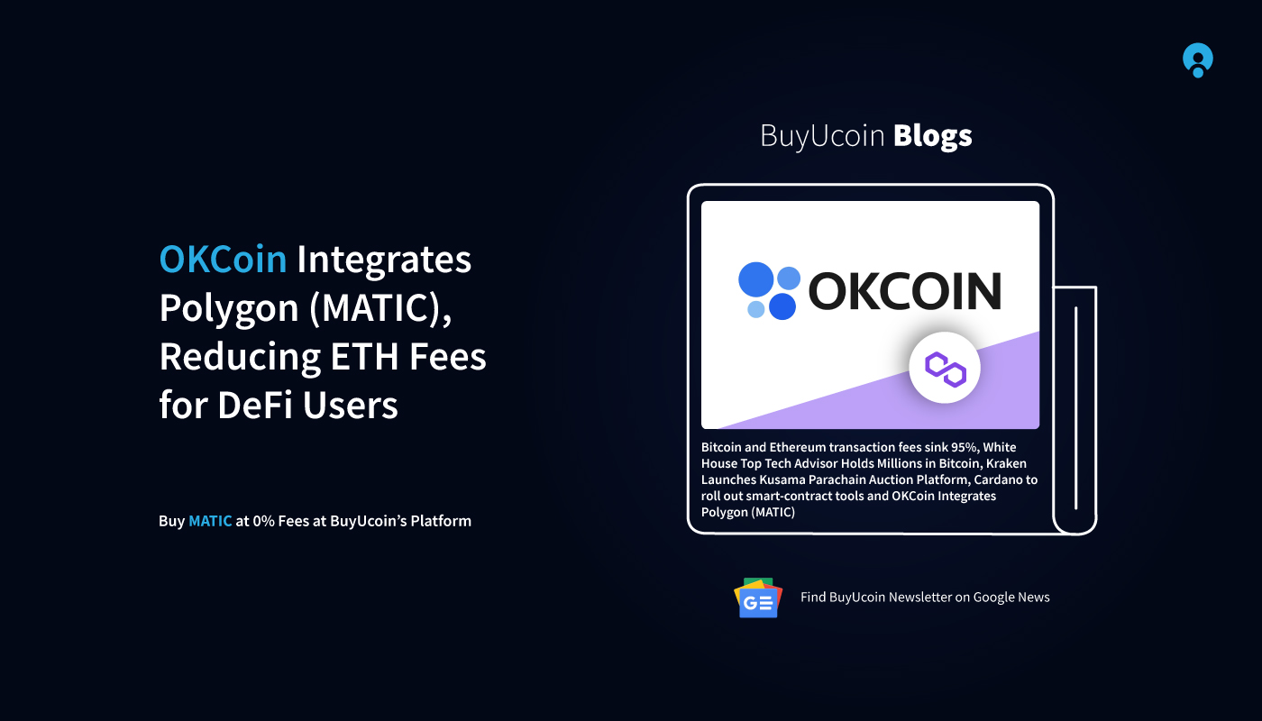 Cryptocurrency Exchange integrates Polygon