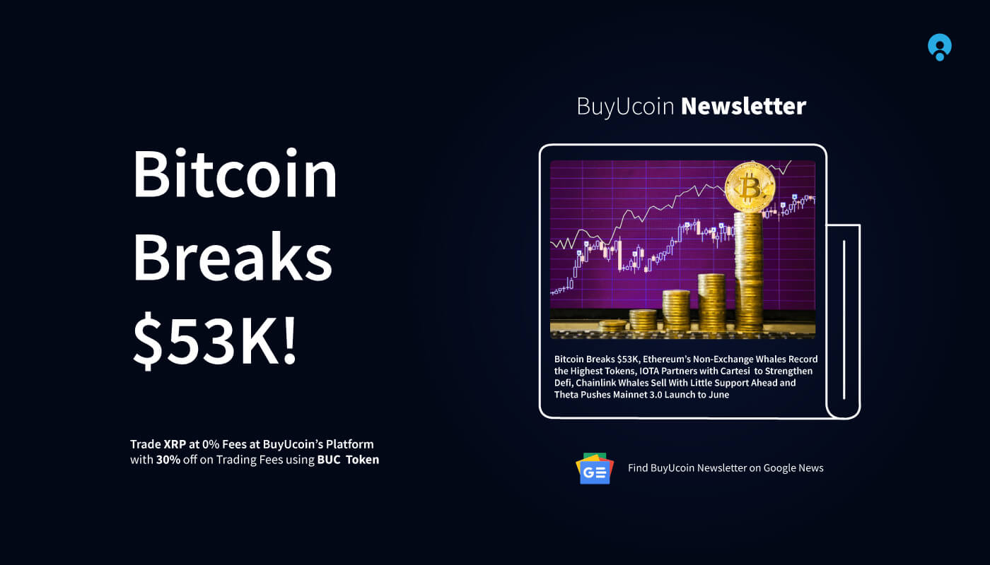 Bitcoin Breaks