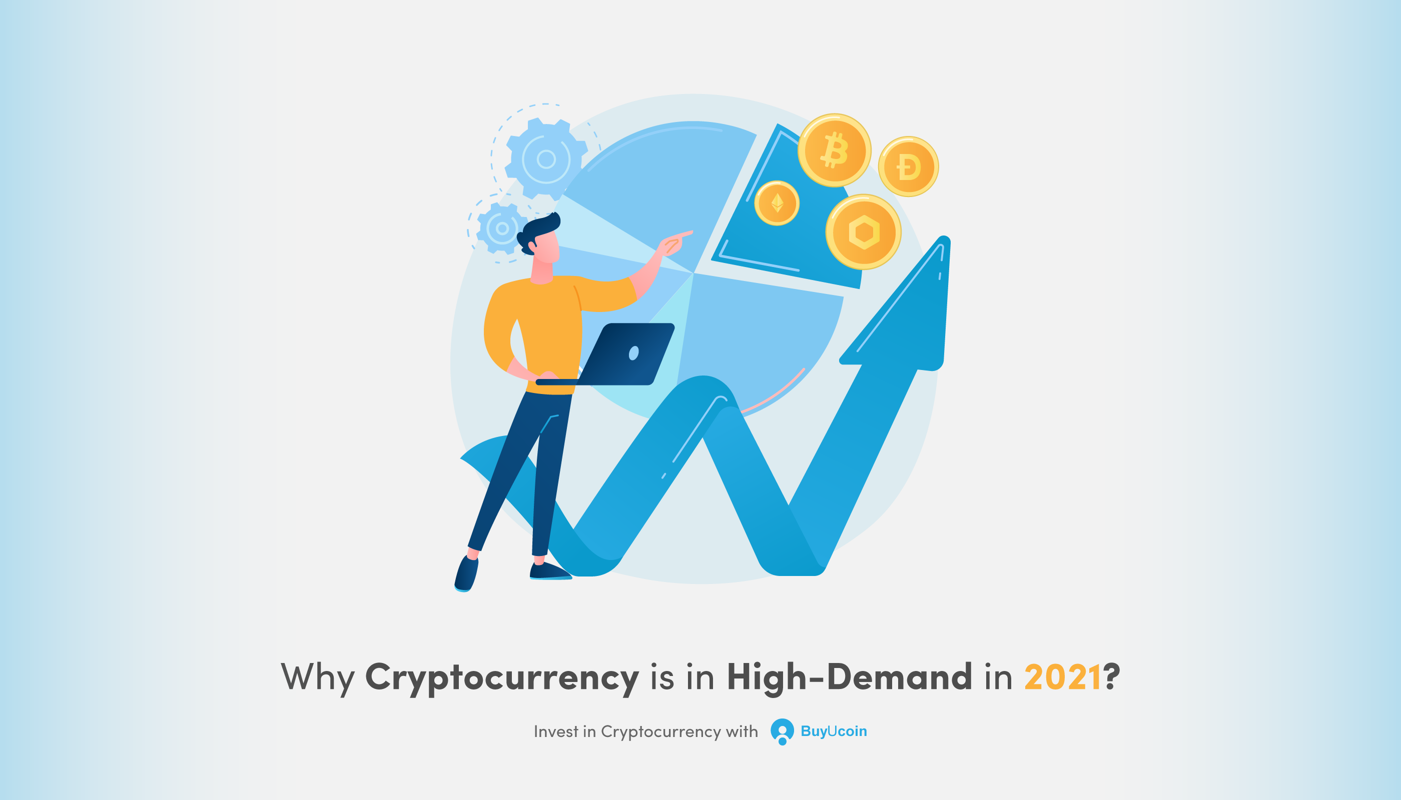 Why cryptocurrency is in high demand?