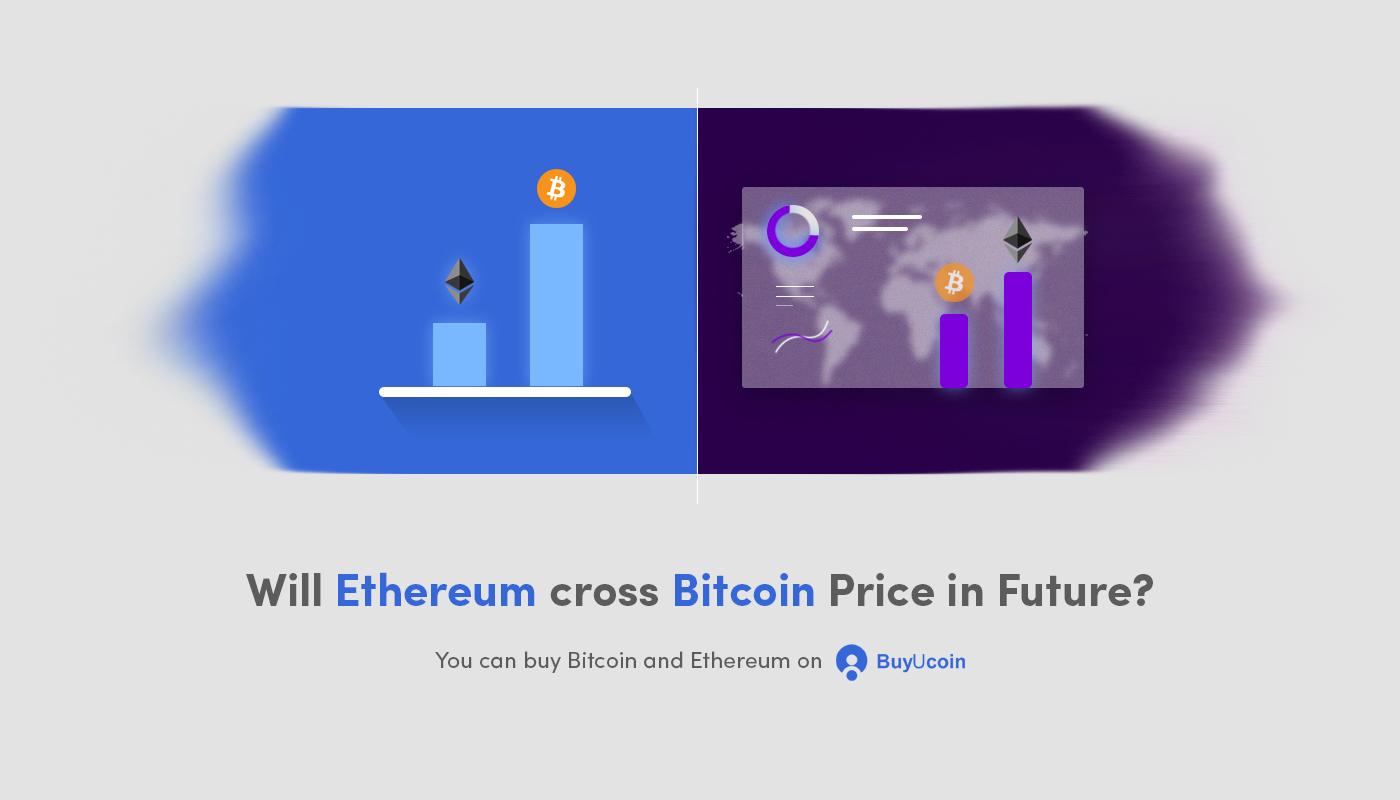 Will Etherum cross Bitcoin Price