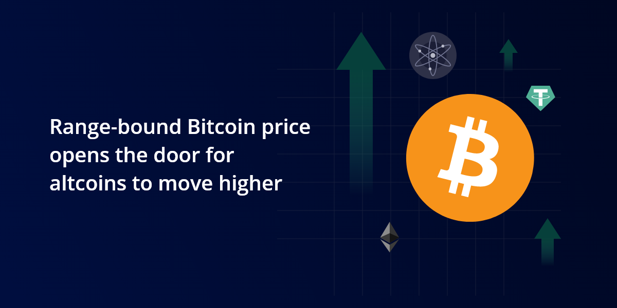 altcoins to move higher
