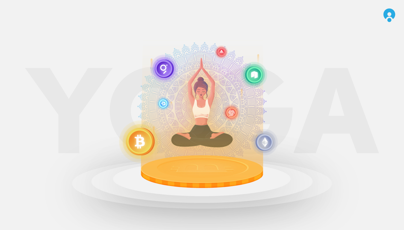 How Yoga Helps in De-Stress Cryptocurrency Traders